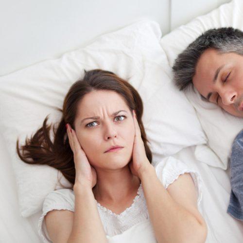 Snoring Prosthesis